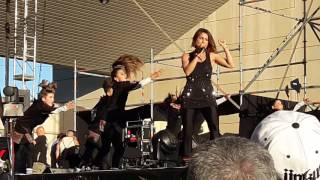 "Barei ""I Don't need to be you"". Primavera pop de los 40 principales. Málaga 2017"