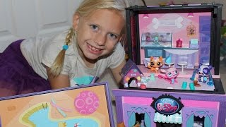 Littlest Pet Shop Design Your Way Review & Playtime Demonstration