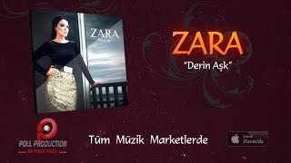 """ZARA - YEPYENİ BİR ALBÜM """"DERİN  AŞK"""""""