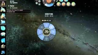 Odyssey feedback - radial menu oddity