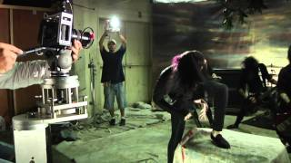"""Motionless In White - Behind The Scenes of """"Abigail"""" Music Video"""