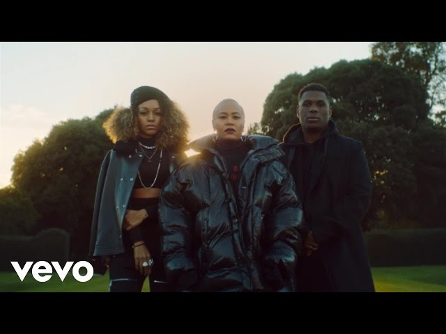 Video oficial de Garden de Emeli Sandé feat Jay Electronica, Áine Zion