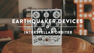 Earthquaker Devices Interstellar Orbiter | Reverb Demo Video