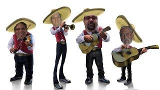 Meu nome já não é mais Trinity! Era uma vez no México!