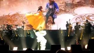 Celine Dion - How Does A Moment Last Forever live london 21/6