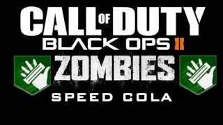 Black Ops 2 Perk Speed Cola