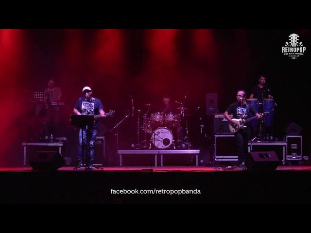Retropop estará en el Ribera del Segura Festival 2018