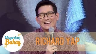 Richard Yap is very proud of his children's achievements | Magandang Buhay