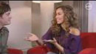 1 of 3 - Leona Lewis Interview on Channel TEN Australia