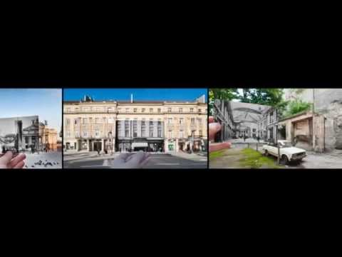 Lviv — Moments From The Past (Making Of – stopmotion clip)