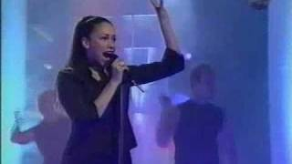 Dina Carroll - Without Love ( TV Performance )