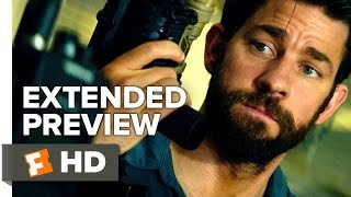 13 Hours: The Secret Soldiers of Benghazi - Extended Preview (2016) - John Krasinski Movie