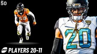 PFF Top 50 Players Entering the 2019 NFL Season: 20 thru 11   PFF