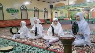 Latihan Rebana Santriwati & Santriwan Al-Hidayah
