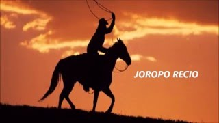 EL CUBIRO JOROPO RECIO