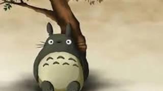 Canción dé la película Totoro ;)