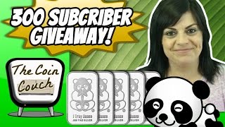 Did you know the Panda Giveaway is now closed.