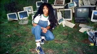 Go Gina - SZA Instrumental (whonickt)