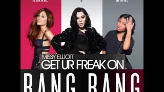 Missy Elliott - Get Ur Freak On (Kawuer 'Bang Bang' BLEND