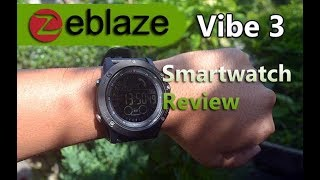 Zeblaze Vibe 3 Review Specifications Price Features Priceboon Com