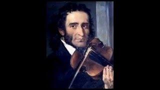 Paganini capricho no. 16