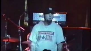 Limp Bizkit - Clunk 1997.11.11 Beaumont Club, Kansas City, MO, USA