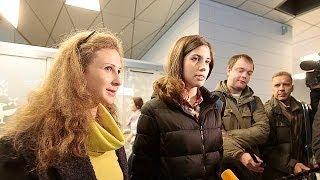 Pussy Riot üyelerinden Mihail Hodorkovski'ye işbirliği teklifi
