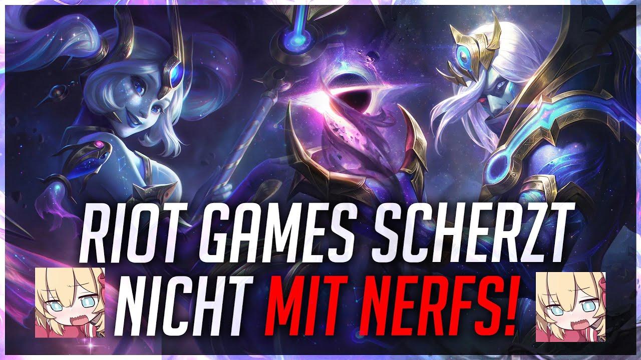 PlayersHUB - RIOT SCHERZT NICHT MIT NERFS! [League of Legends]
