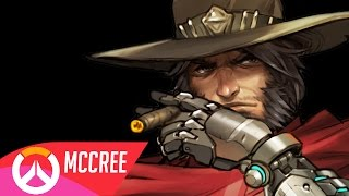 Overwatch song: McCree 'The Legend of McCree'