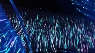Eurovision 2017 - 1st Semi-final - Alternative Version (Pt. 24 / 25) - Latvia's Performance