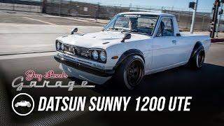 1974 Datsun Sunny 1200 UTE - Jay Leno's Garage