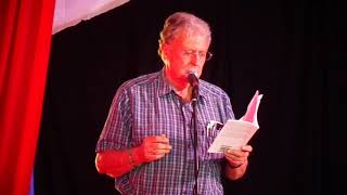 John Passant Poetry - We are, our land @ National Folk Festival, Canberra, 2018.