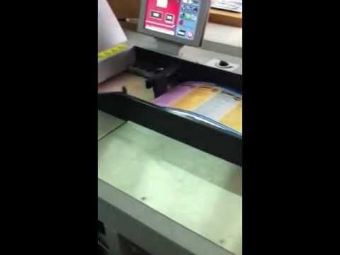 Eymen Ajans - Matbaa Kırım Makinası