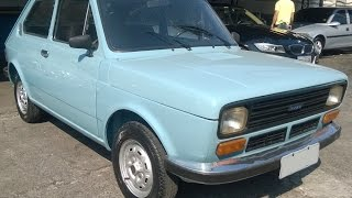 Caçador de Carros: Fiat 147 GL 1979