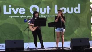 (Robyn / Calum Scott) Dancing On My Own - Charmaine Low and Valerie Chong