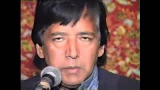 Ustad zakir Ali younger brother of Ustad salamat Ali Khan and Ustad Nafees Irfan on tabla width=