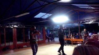 HISHAAM feat. TRITO live 4 ( biela labuť ) 31.5.2014