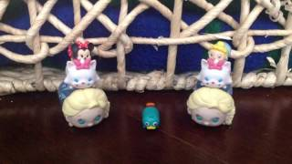 Perry The Platypus Theme Song- A Tsum Tsum Stop Motion