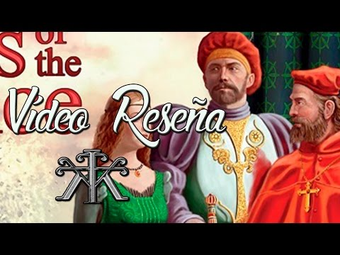 Reseña Princes of the Renaissance