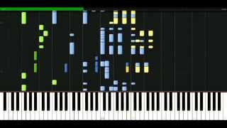 Animals - We gotta get out of this place [Piano Tutorial] Synthesia | passkeypiano
