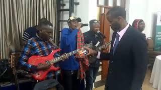 Kinyambu - Nzokolo entertains Governors benchmarking at Makueni County