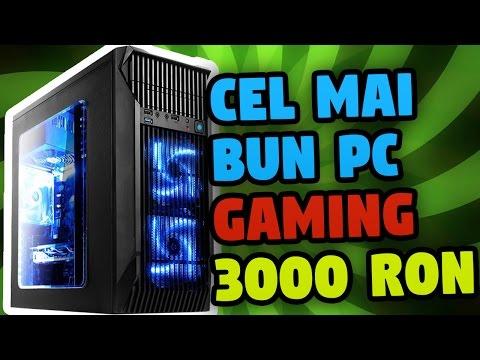 CEL MAI BUN PC DE GAMING IN 3000 DE LEI