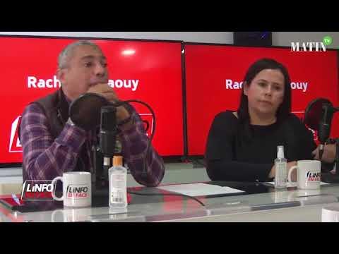 Video : L'Info en Face avec Fatiha Mghoghi & Aboubkr Mezzour de l'AMS