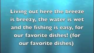 Shark Song Lyrics