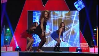 The MAMs - Finale 2012 - Pyblikisht - Performanca nga Grifshat