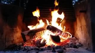 60fps campfire