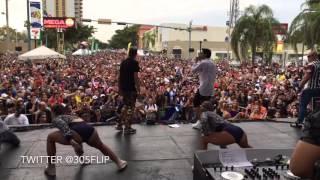 Plan B - Choca (Live at @Mega949 Calle Ocho 2016)