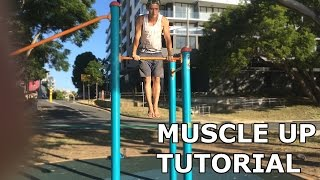 Muscle Up Tutorial