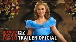 Cinderela Trailer Oficial Legendado (2015)