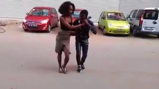 Bonga Kwenda - Semba passadas dança de Angola